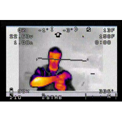 Thermal Imaging QuadCopter Drone / Flir Lepton